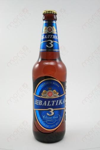 Baltika 3 Classic Lager