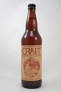 Craft Brewing Friar Bob's Raspberry Wheat 22fl oz