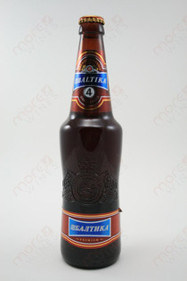 Baltika 4 Dark Lager