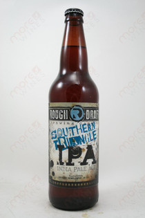 Rough Draft Brewing Southern Triangle IPA 22fl oz