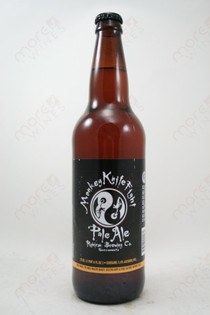 Rubicon Brewing Monkey Knife Fight Pale Ale 22lf oz