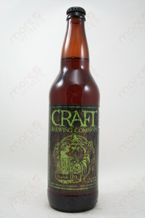 Craft Brewing Warlock IPA 22fl oz