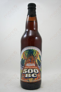 Humboldt Brewing Double IPA 500 BC 22fl oz