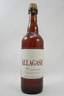 Allagash 2013 Interlude 25.4fl oz