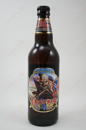 Robinsons Brewery Iron Maiden Trooper 16.9fl oz
