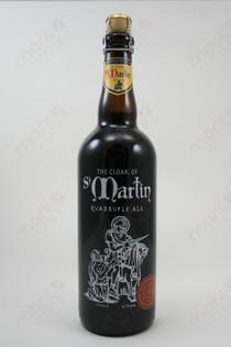 Brasserie de Brunehaut The Cloak of St Martin Quadruple Ale 25.4fl oz