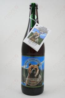Grand Teton Brewing Oud Bruin Belgian-Style Ale 25.4fl oz