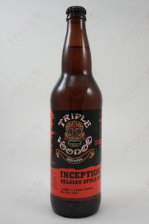 Triple Voodoo Brewing Inception Belgian Style Ale 22fl oz