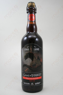 Ommegang Game of Thrones Fire And Blood Red Ale 25.4fl oz