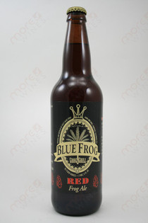 Blue Frog Red Ale 22fl oz