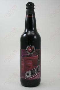 Black Market Embargo Imperial Brown Ale 22fl oz