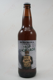 Knee Deep Hop Shortage IPA 22fl oz