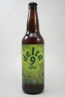 Beer Valley Delta 9 IPA 22fl oz