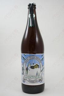 Grand Teton Holiday Ale 25.4fl oz