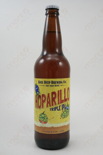 Knee Deep Hoparillo Triple IPA 22fl oz