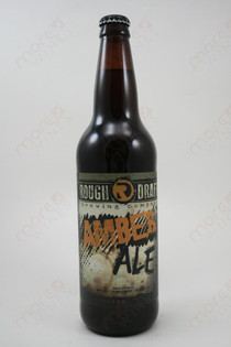 Rough Draft Amber Ale 22fl oz