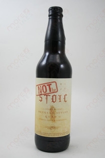 Deschutes Not The Stoic 22fl oz