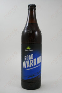 Green Flash Road Warrior Imperial Rye IPA 22fl oz