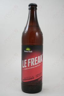 Green Flash La Freak Belgian-Style Imperial IPA 22fl oz