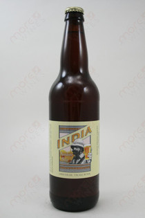 Belmont Brewing India Amber Ale 22fl oz