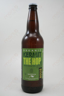 Bison Brewing Kermit the Hop IPA 22fl oz