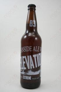 Oceanside Ale Works Elevation 83 Extreme Pale Ale 22fl oz