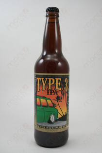 Wiens Brewing Type 3 IPA 22fl oz