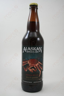 Alaskan Imperial Red Ale 22fl oz