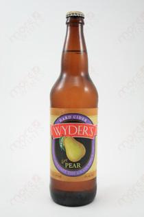 Wyder's Dry Pear Cider 22fl oz