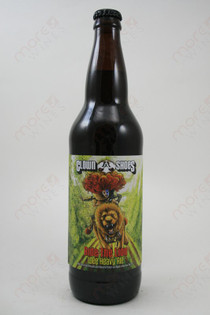 Mercury Brewing Clown Shoes Ride The Lion Wee Heavy Ale 22fl oz