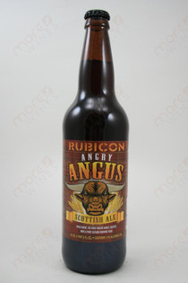 Rubicon Angry Angus Scottish Ale 22fl oz