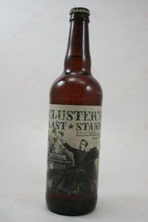 Smuttynose Brewing Cluster's Last Stand 22fl oz