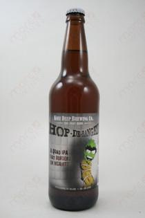 Knee Deep Hop-De-Ranged Quad IPA 22fl oz