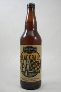 Karl Strauss BlackBall Belgian IPA 22fl oz