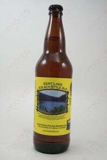Iron Springs Kent Lake Ale 22fl oz