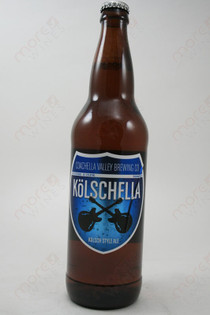 Coachella Vallley Brewing CO Kolschella 16.6fl oz