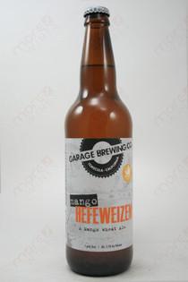 Garage Brewing Co Mango Hefeweizen  22fl oz