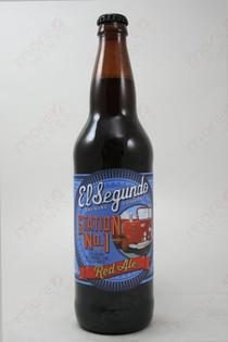 El Segundo Brewing Co. Station No. 1 Red Ale 16.6fl oz