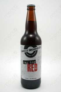 Garage Brewing Co Rag Top Red 22fl oz