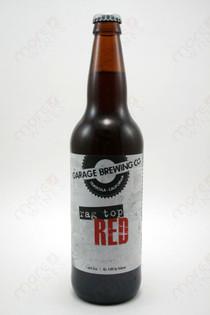 Garage Brewing Co Rag Top Red 22fl oz