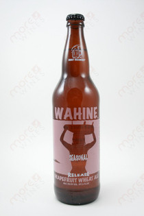 Surf Brewery Wahine Grapefruit Wheat Ale 22fl oz