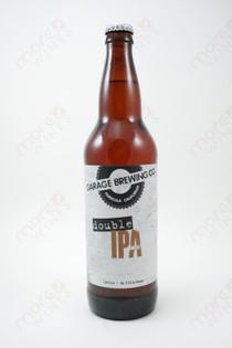 Garage Brewing Co Double IPA 22fl oz