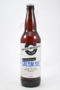 Garage Brewing Co Blueberry Cream Ale 22fl oz