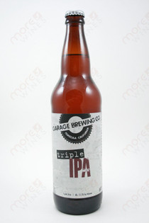 Garage Brewing Co Triple IPA 22fl oz