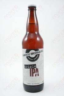 Garage Brewing Co Triple IPA 22fl oz