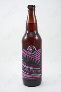Black Market Brewing Tradecraft Blackberry Sour Ale 22fl oz