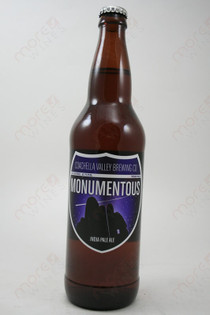 Coachella Vallley Brewing CO Monumentous 16.6fl oz