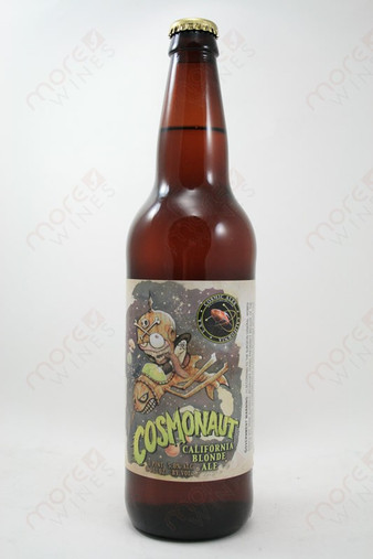 Cosmic Ales Cosmonaut California Blonde Ale 22fl oz