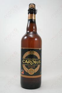 Gouden Carolus Triple Blonde Ale 25.4fl oz