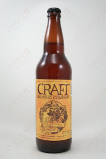 Craft Brewing Fallen Angel Blonde 22fl oz